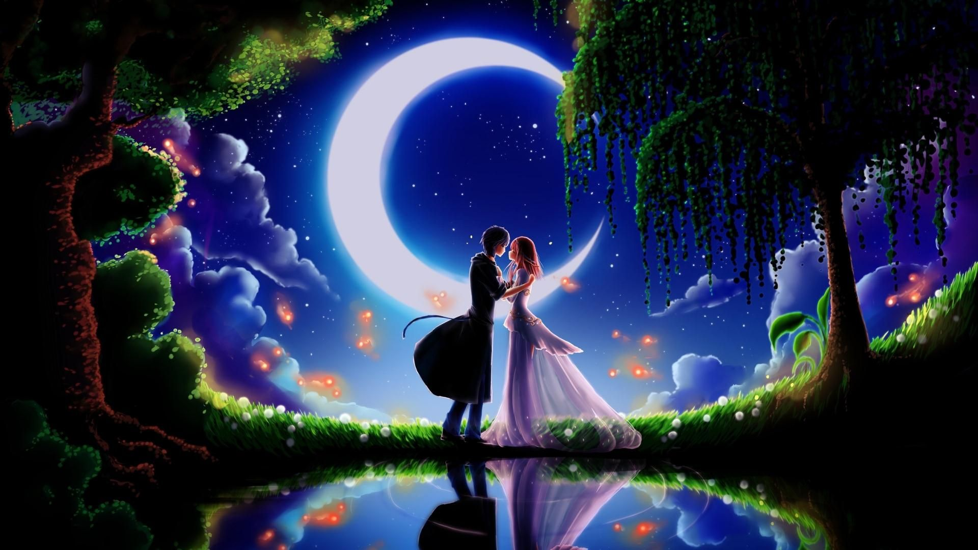 Love couple wallpaper ...