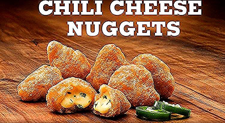 Chili Cheese Nuggets Burger King Czech Republic In 2020 Chili