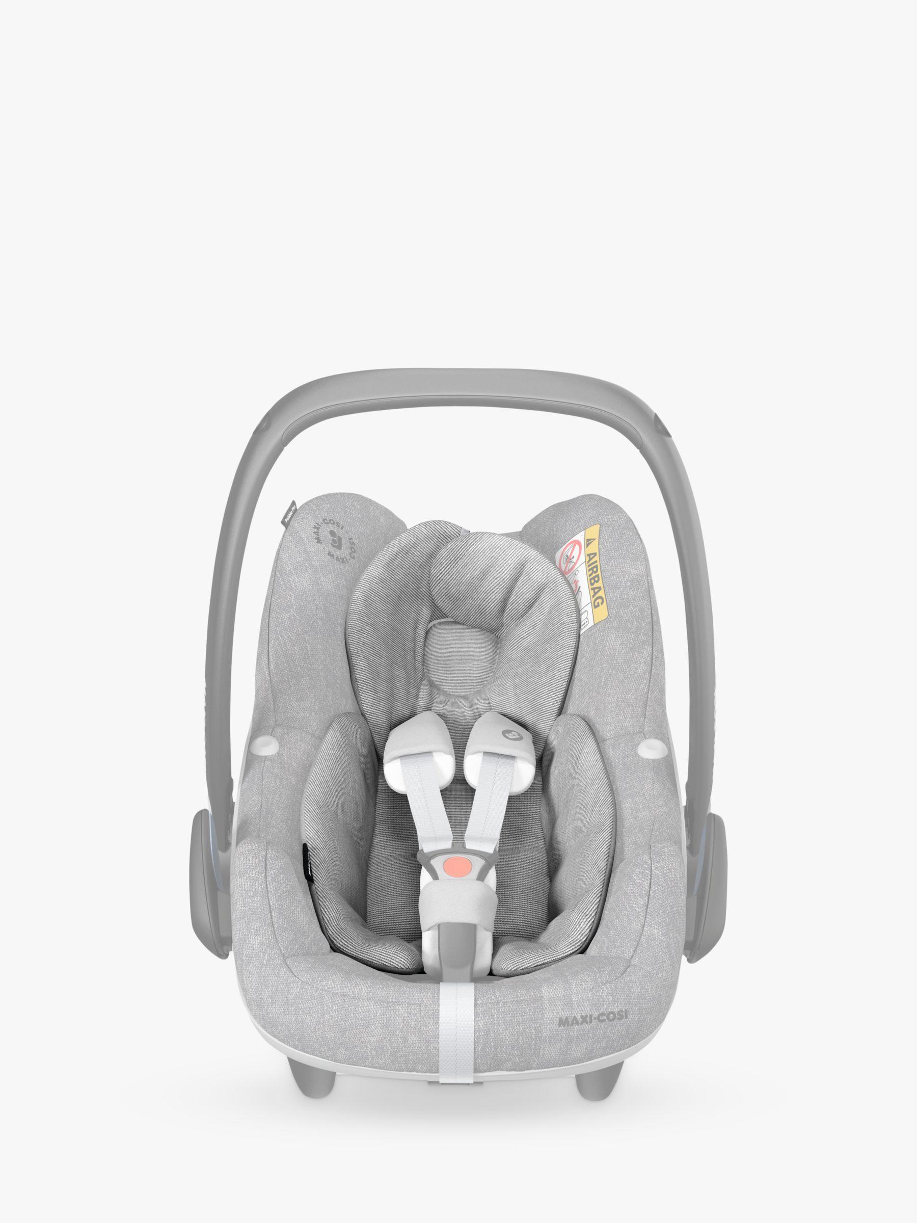 Maxi Cosi Pebble Pro I Size Group 0 Baby Car Seat Nomad Grey Baby Car Seats Car Seats Maxi Cosi
