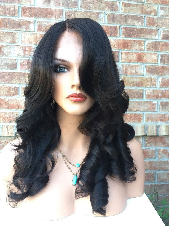 Max Lace Front Wig 18 by AprilOniel on Etsy  f2b10c0c7