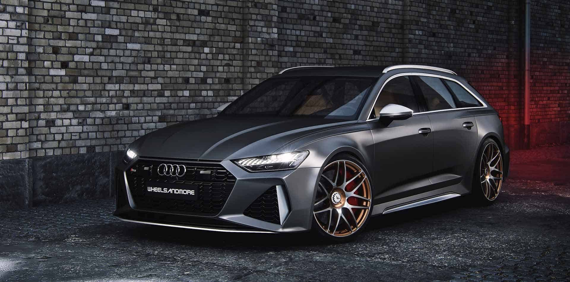 Audi Rs6 Avant By Wheels And More The 1 000 Horsepower Beast You Really Want Top Speed In 2020 Audi Rs6 Bugatti Veyron Audi