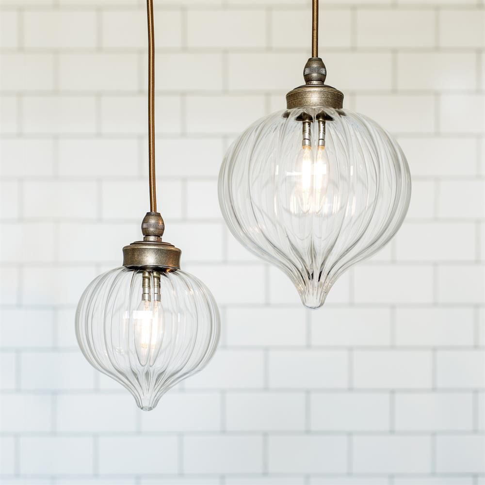 Our mia bathroom pendant is a rather sweet smaller version of our
