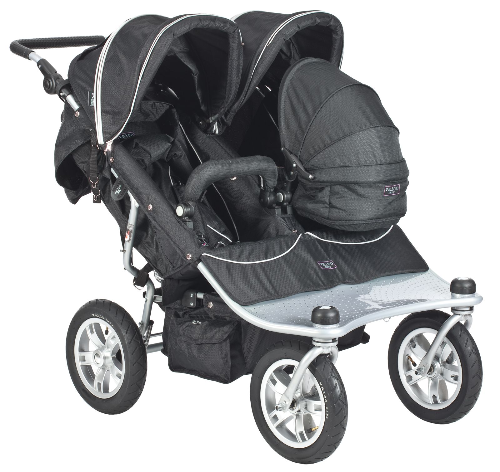 strollers for twins with car seats infant | Strollers For Twins ...