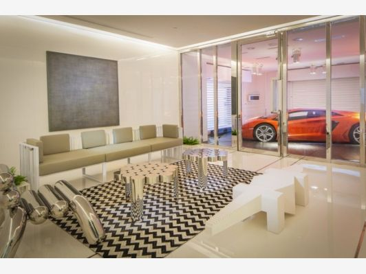 Contemporary Garage Home And Garden Design Ideas Garages