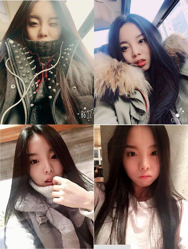 Jhopes sister Jung Dawon is so cute omf