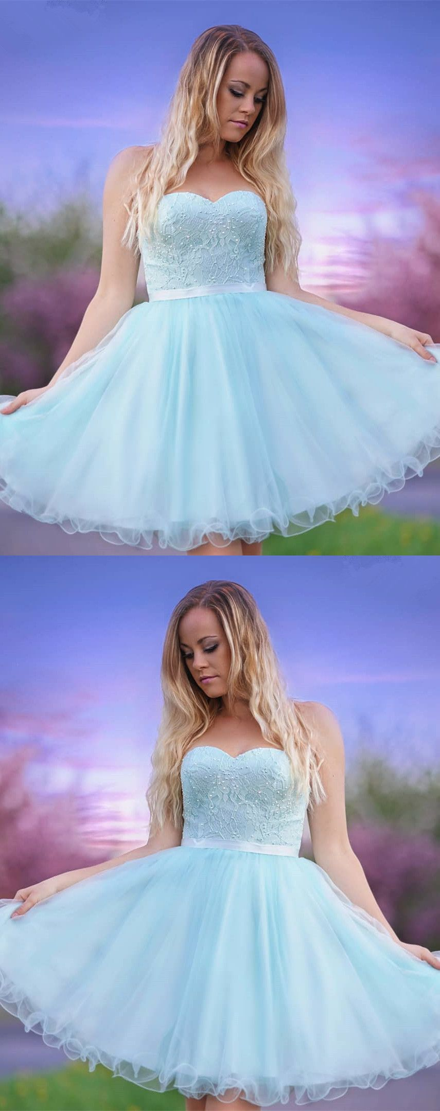 Princess strapless short party dress from modseleystore in