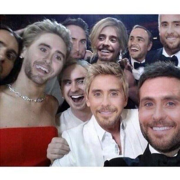 LOL! Jared, Jared, Jared, Jared & Jared!!!!