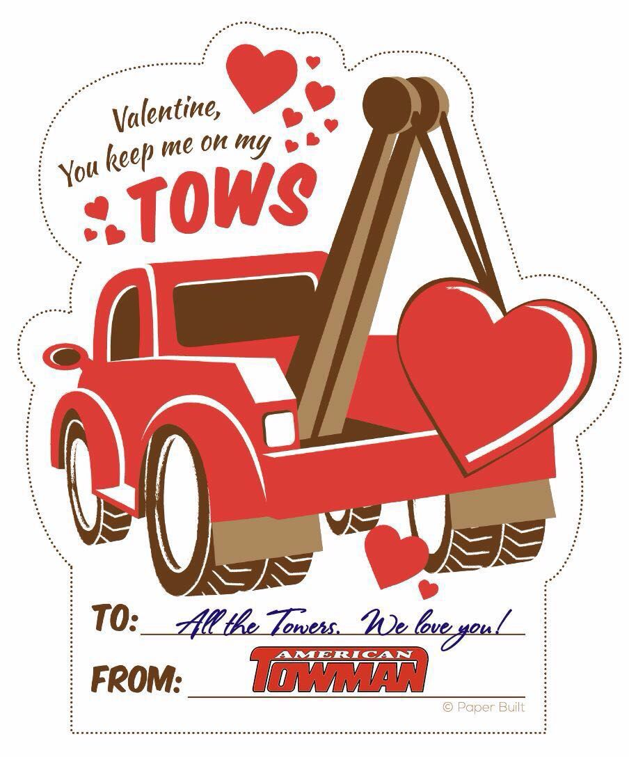 Pin by Stephanie Arrowood on Towing humor Tow truck