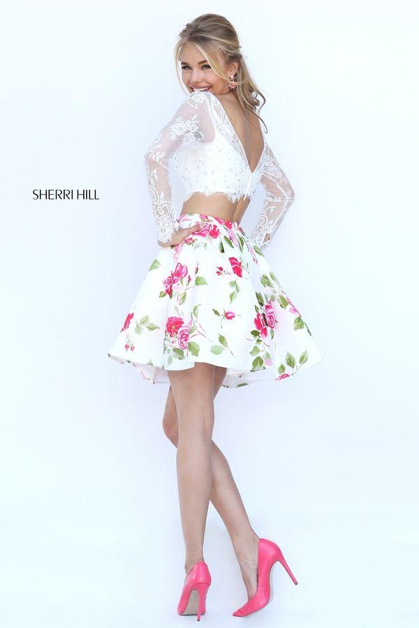 Sherri Hill 50464 | Prom 2016 Collection | Pinterest ...