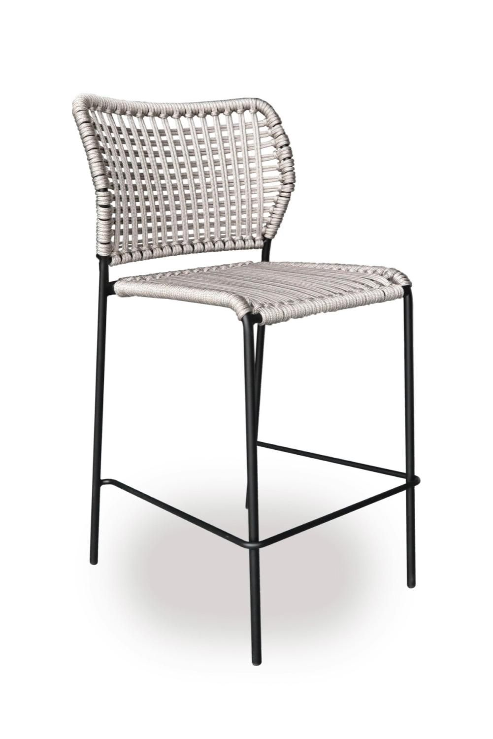 """""""Corda"""" stool for outdoor and indoor"""
