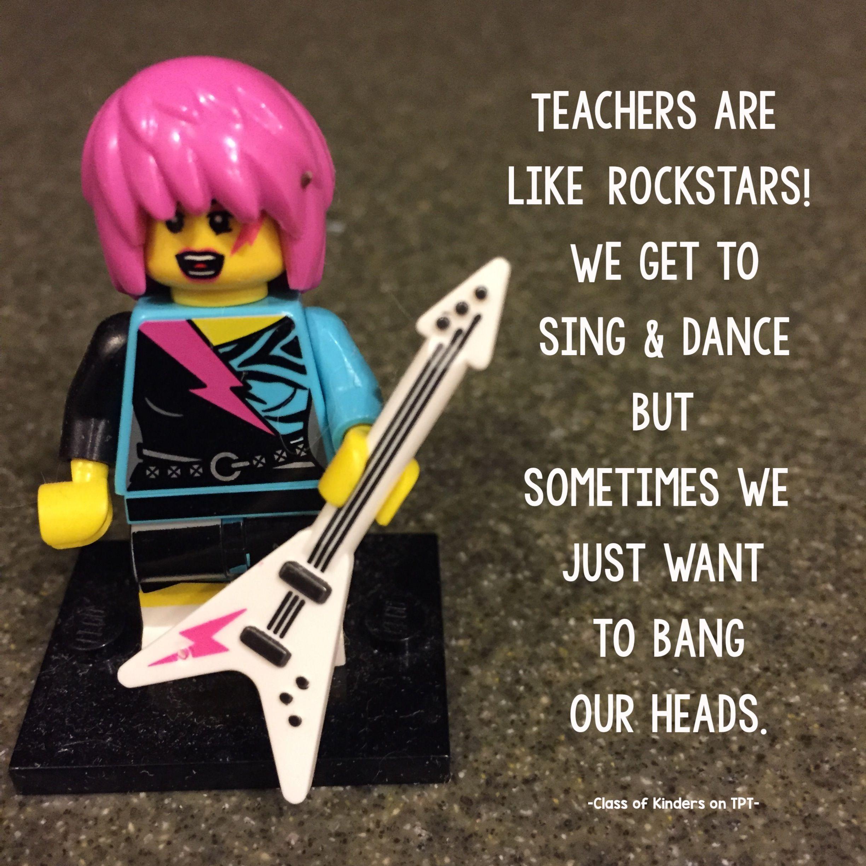 Rock on teachers, rock on! ) Teacher quotes funny