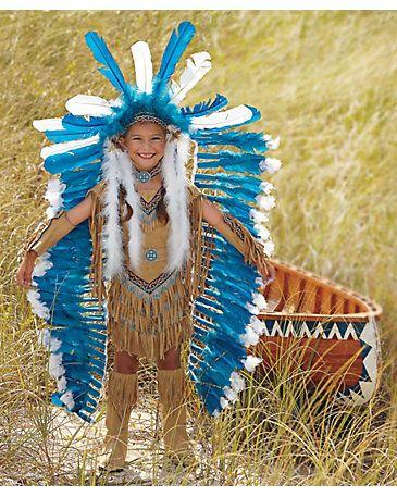 native american spirit princess costume