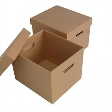 Custom size Office Appliance corrugated paper Packaging