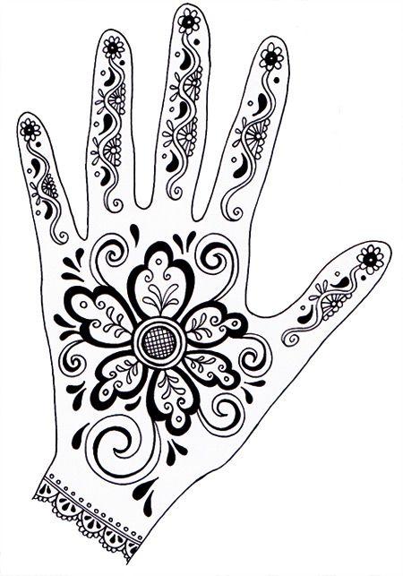 mendhi | Henna | Pinterest | Henna, Pflege und Muster