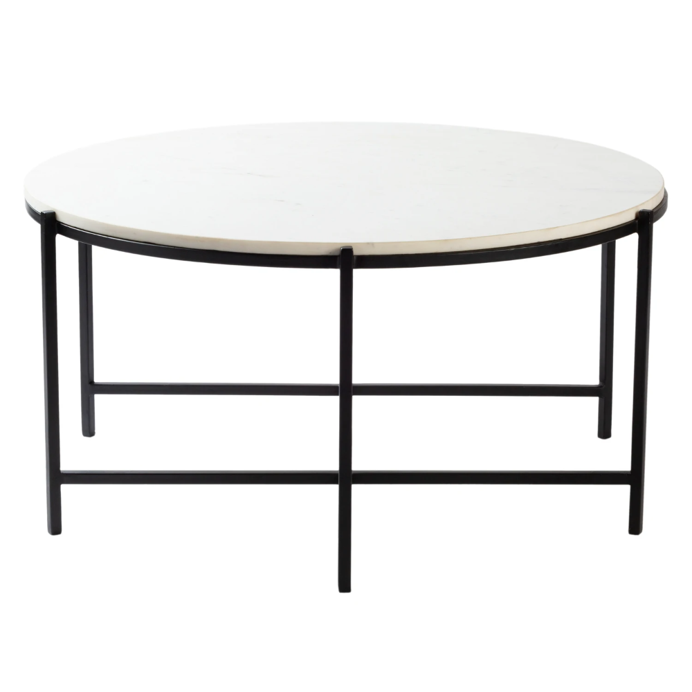 Piermont Round Coffee Table In 2021 Coffee Table Furniture Modern Furniture Living Room [ 1000 x 1000 Pixel ]