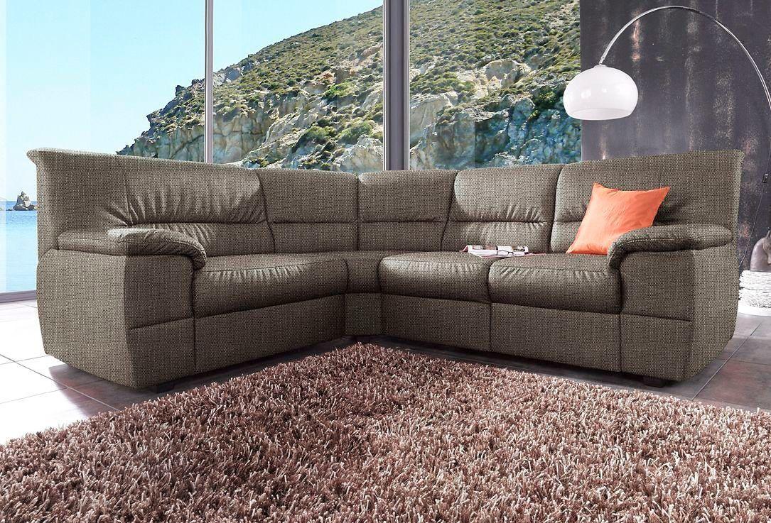 Wohnzimmer Garnituren ~ Sit&more polstergarnitur grau langer schenkel rechts fsc