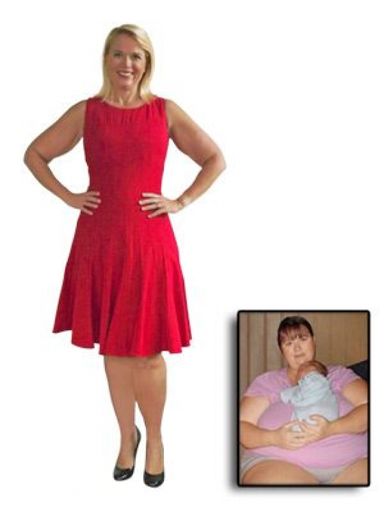 Discover what inspired a woman to put her #health first and lose an incredible 212 pounds! #fitness...