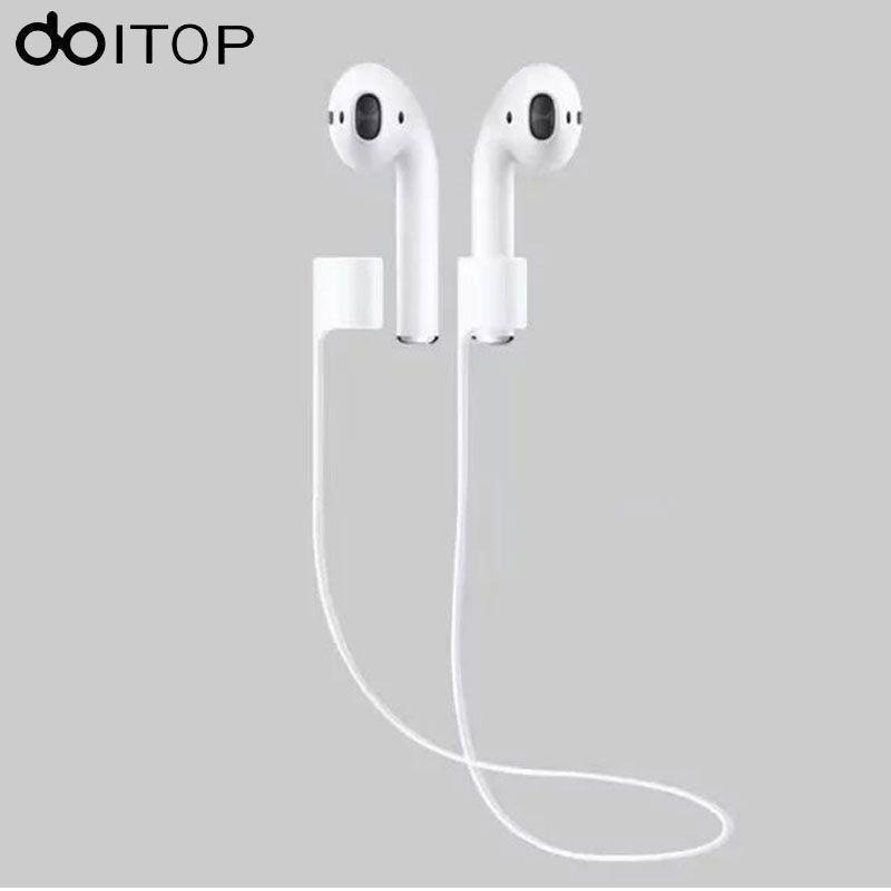 Heimwerker Hardware Kopfhörer Kopfhörer Strap Für Apple Airpods Anti Verloren Band Schleife String Seil Für Silikon Kabel Zubehör Headset