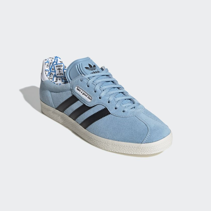 Just Released: Adidas Gazelle Super x Have A Good Time [sponsored ...