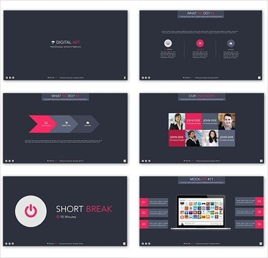 Powerpoint Slides Free Download: Awesome Powerpoint Templates Free Download Creative