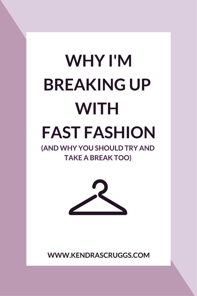 Fast fashion problems