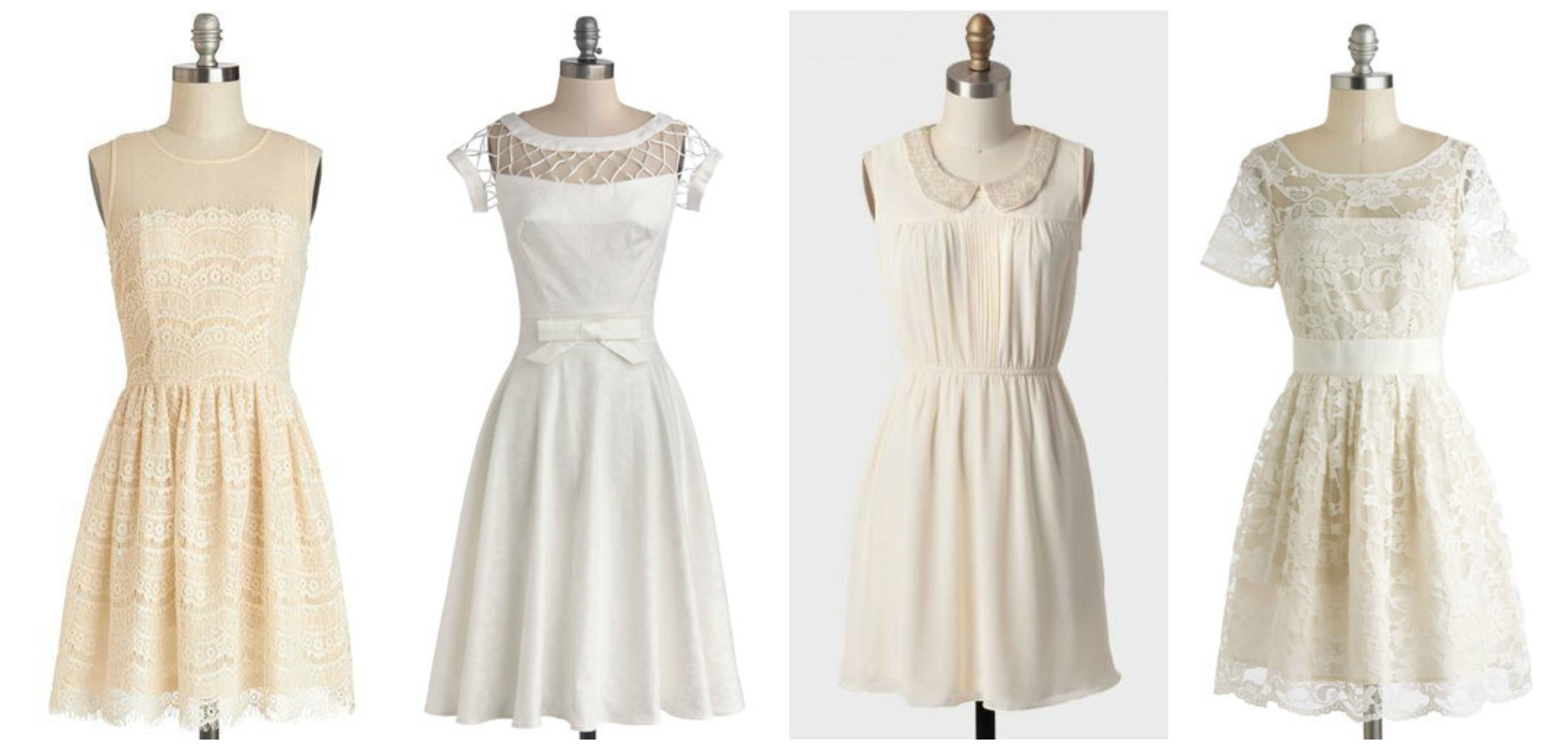 What it would look like with the proposed Katie and Allie dresses