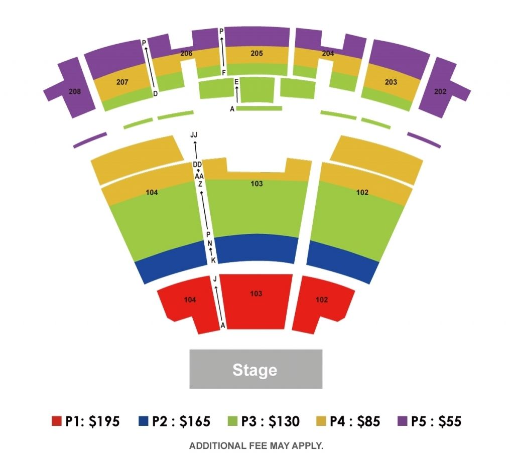 Powerhouse Live Within Smart Financial Seating Chart