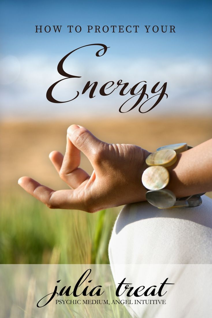 How to protect your energy free meditation daily