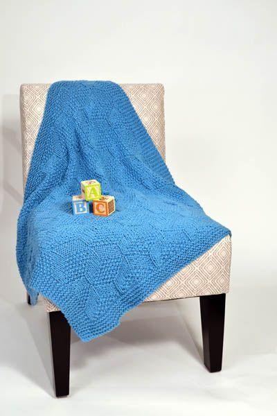 Building Blocks Blanket Pattern | kntting | Pinterest