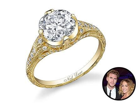 A ring that shows my individualism like this one does for Miley!