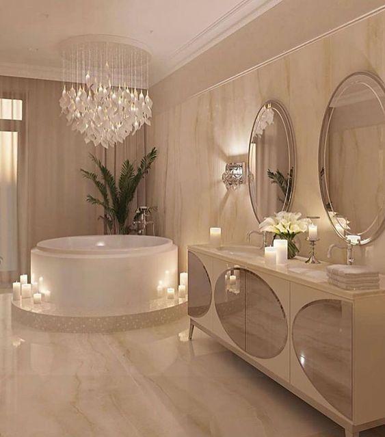 Photo of Innenausstattung des Badezimmers