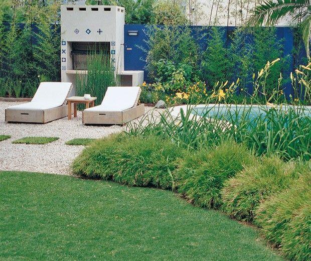 Arquitectura Paisajista: Un jardín rebosante - Tecno Haus … | Pinteres…