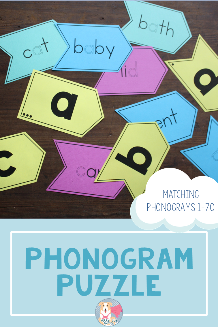 Phonogram Puzzle Matching Multiple Phonogram Sounds To Words Spelling Activities Literacy Center Activity Literacy Games [ 1134 x 756 Pixel ]