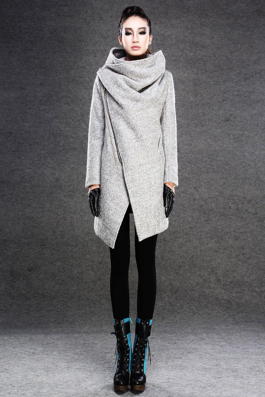 Winter stylish coats for women best photo