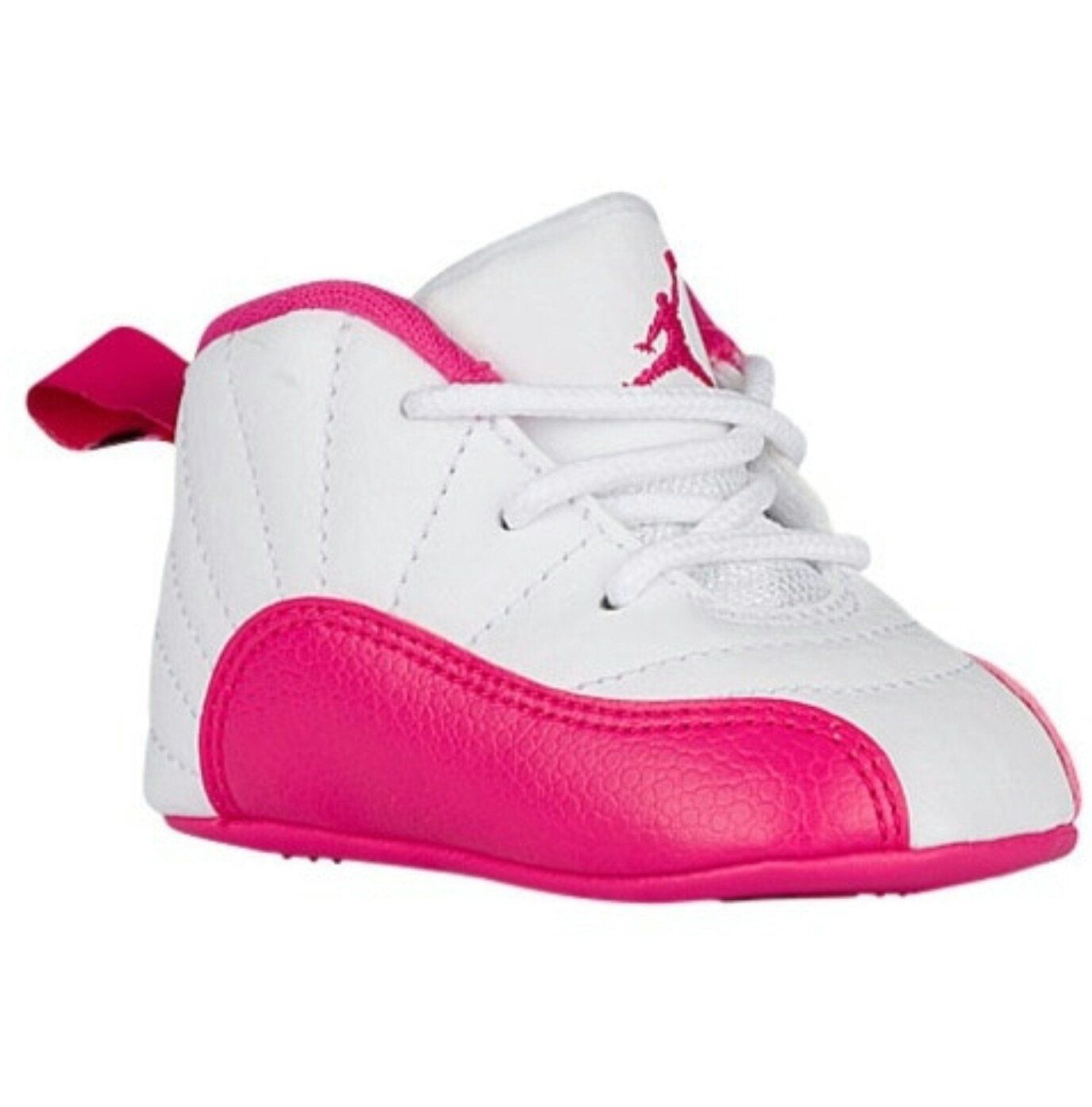 8d1dbe768cd2f3 INFANT AIR JORDAN RETRO 12 VIVID PINK