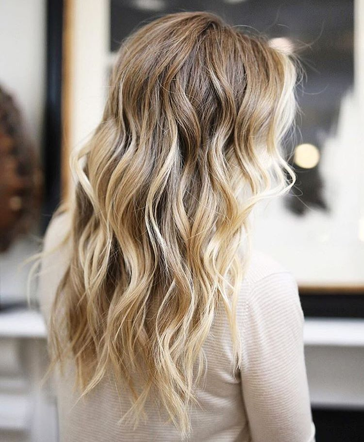 """195 Likes, 5 Comments - Mane Interest (@maneinterest) on Instagram: """"The natural blonde is all this right now. Color by @andrea_peterman_  #hair #hairenvy #hairstyles…"""""""