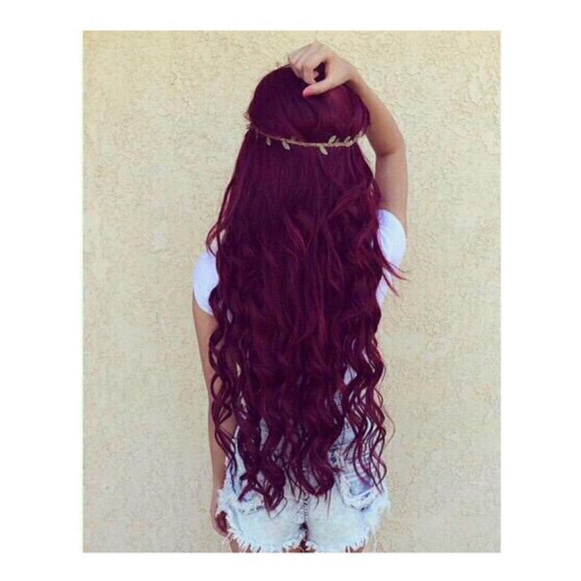 Curls hair pinterest