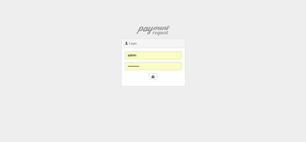Payment Request Form  Payment Request Web App