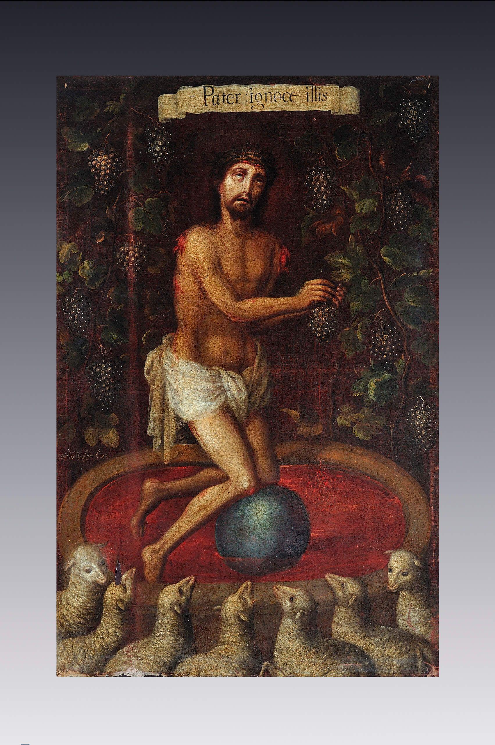 Lagar místico | Colección de Arte Virreinal y Siglo XIX | Museo Amparo,  Puebla en 2020 | Arte, Museos, Sala de arte