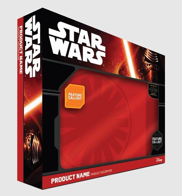 9262ca2828a4 Star Wars  The Force Awakens Products To Debut On September 4th ...