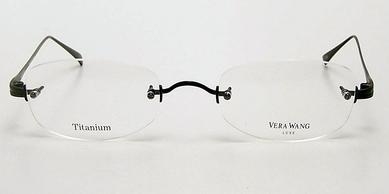 Bridge Eyeglass Frame Rimless Saddle Without Glass Eyes Online