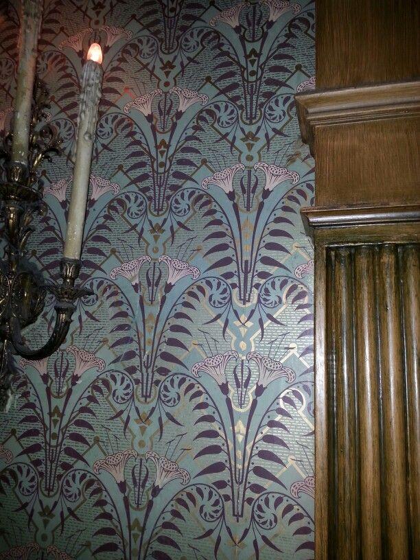 Haunted Mansion Wallpaper Disney haunted mansion