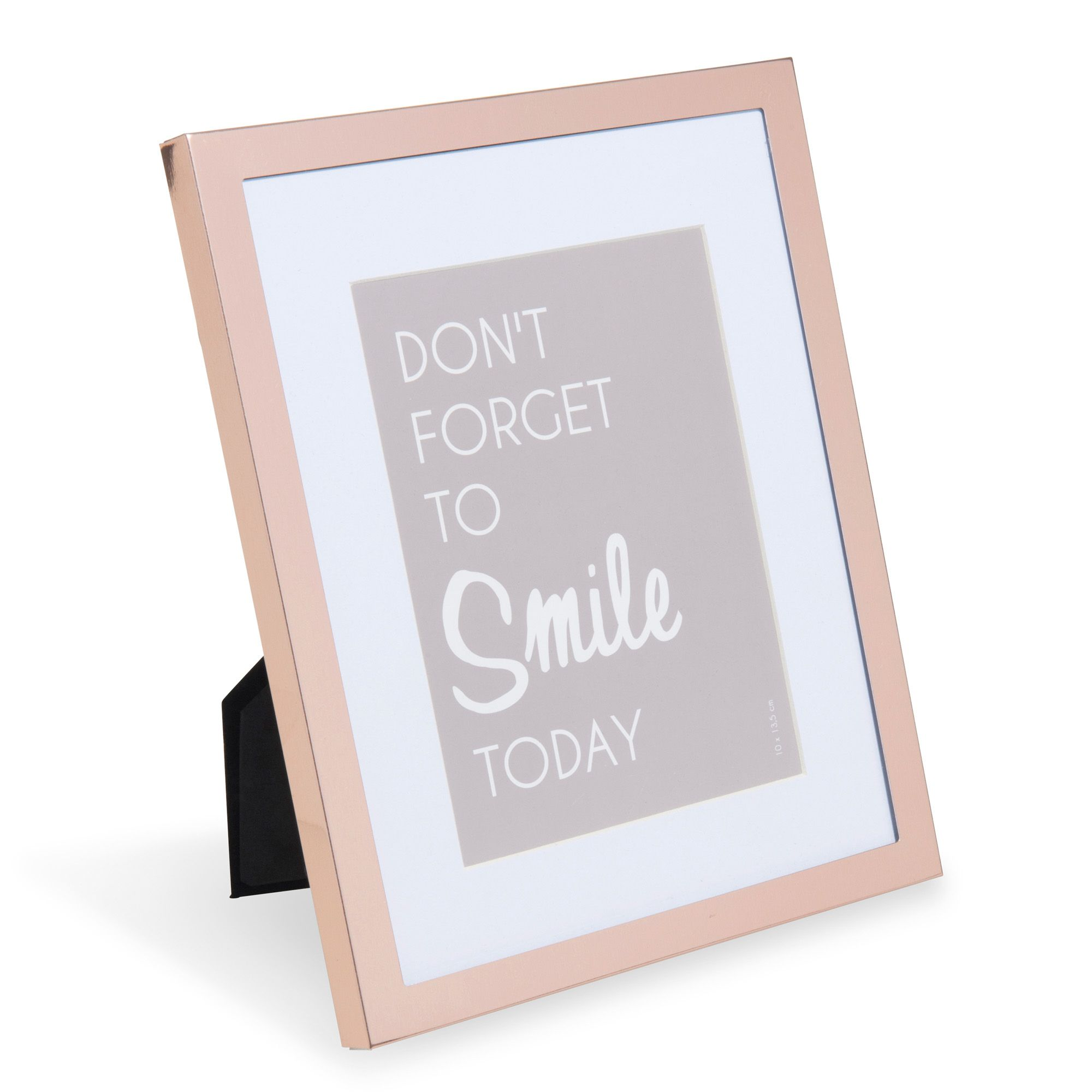 IDA copper-effect metal photo frame, 13 x 18 cm | Dorm ideas ...