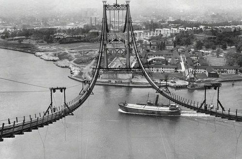 July 14, 1935: Connecting Manhattan, Queens and the Bronx ...