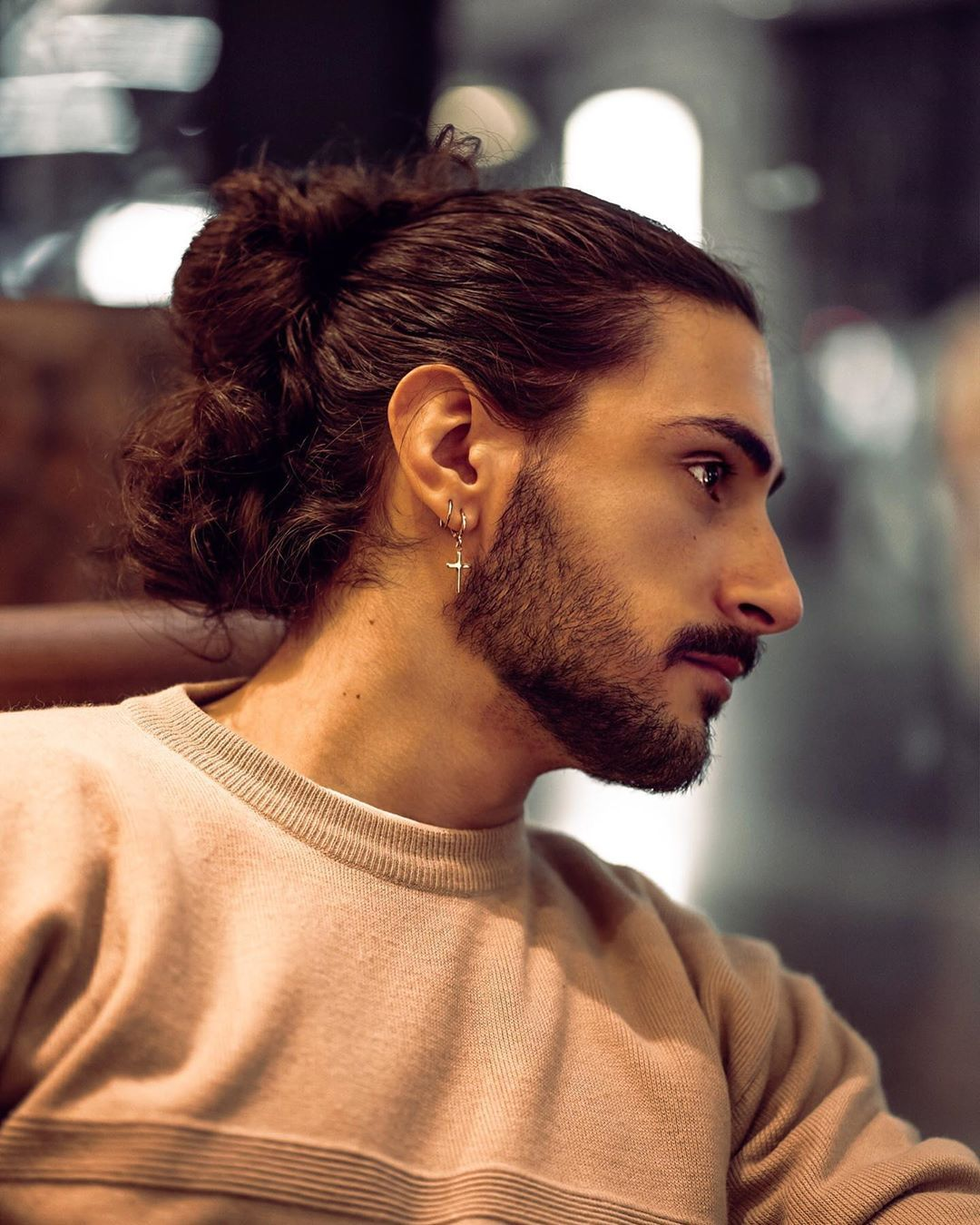21 man bun styles that are cool and stylish in 2020 man