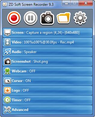 Zd Soft Screen Recorder 9 6 Crack Serial Key Portable Full Version