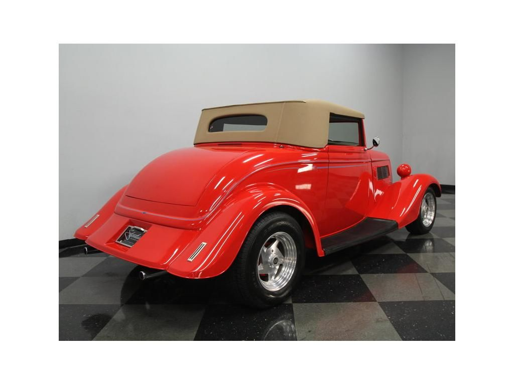 custom hot rod designs | 1934 Ford Roadster for sale | Hotrodhotline ...