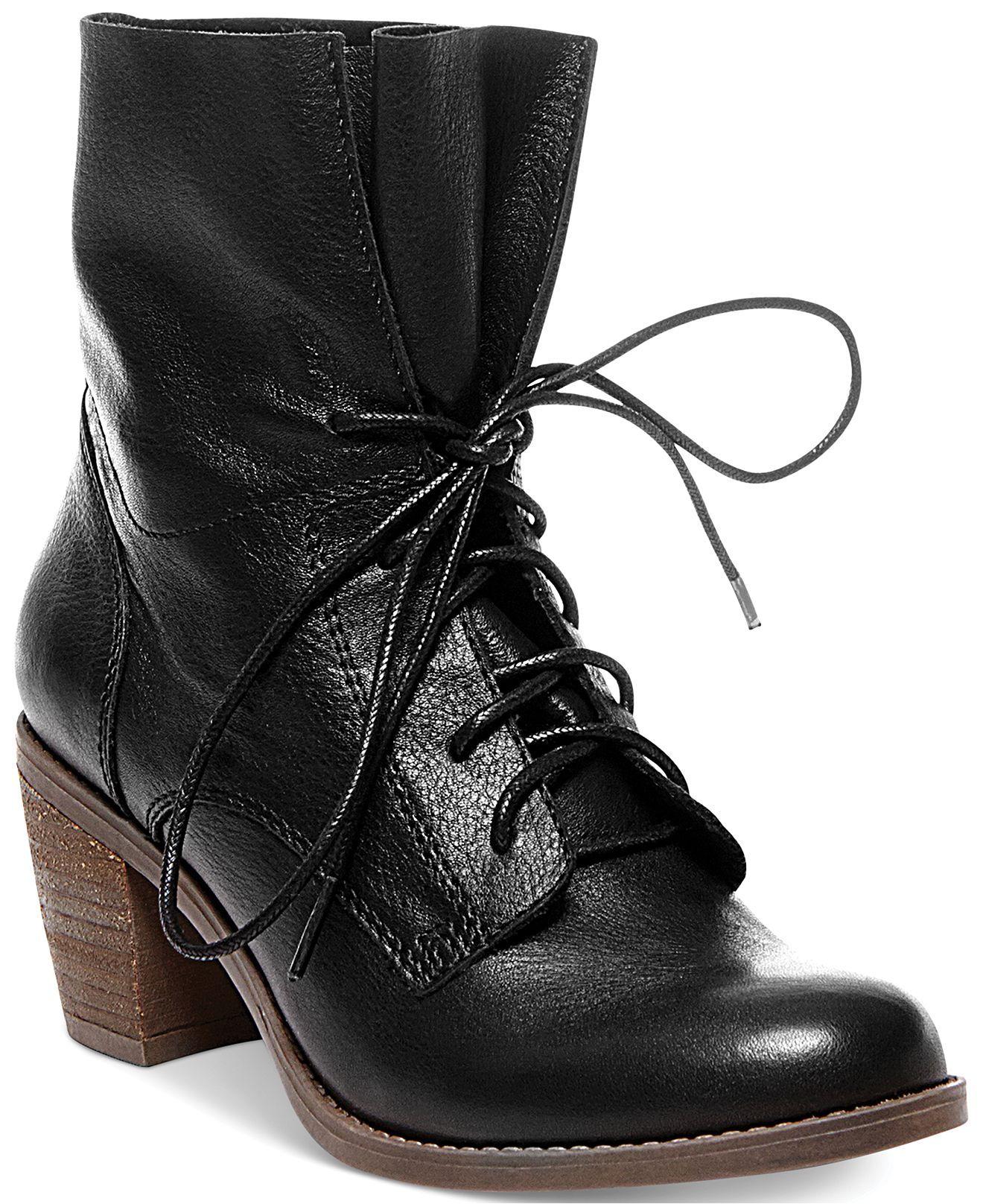 12455890ce8 Steve Madden Women's Gretchun Booties - Steve Madden - Shoes ...