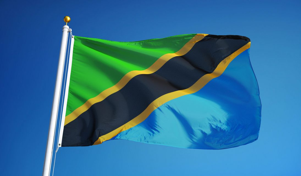 What Do The Colors And Symbols Of The Flag Of Tanzania Mean With Images Tanzania Flag Tanzania Tanzanian Flag