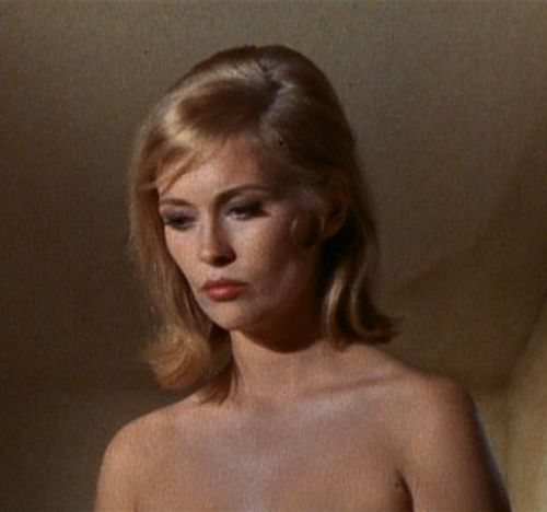 nude faye and Bonnie clyde dunaway